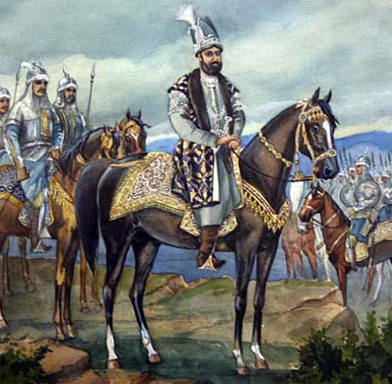 Nader-cavalry